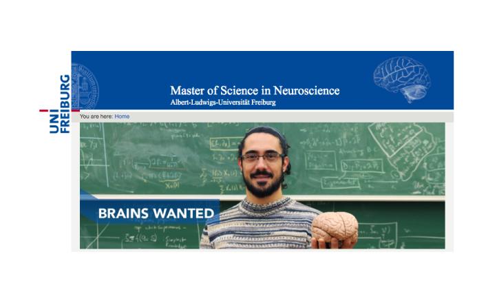 M.Sc. Neuroscience